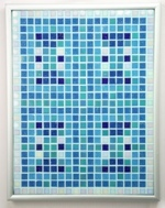Turquoise Pearl Archipelago - Mosaic Accent