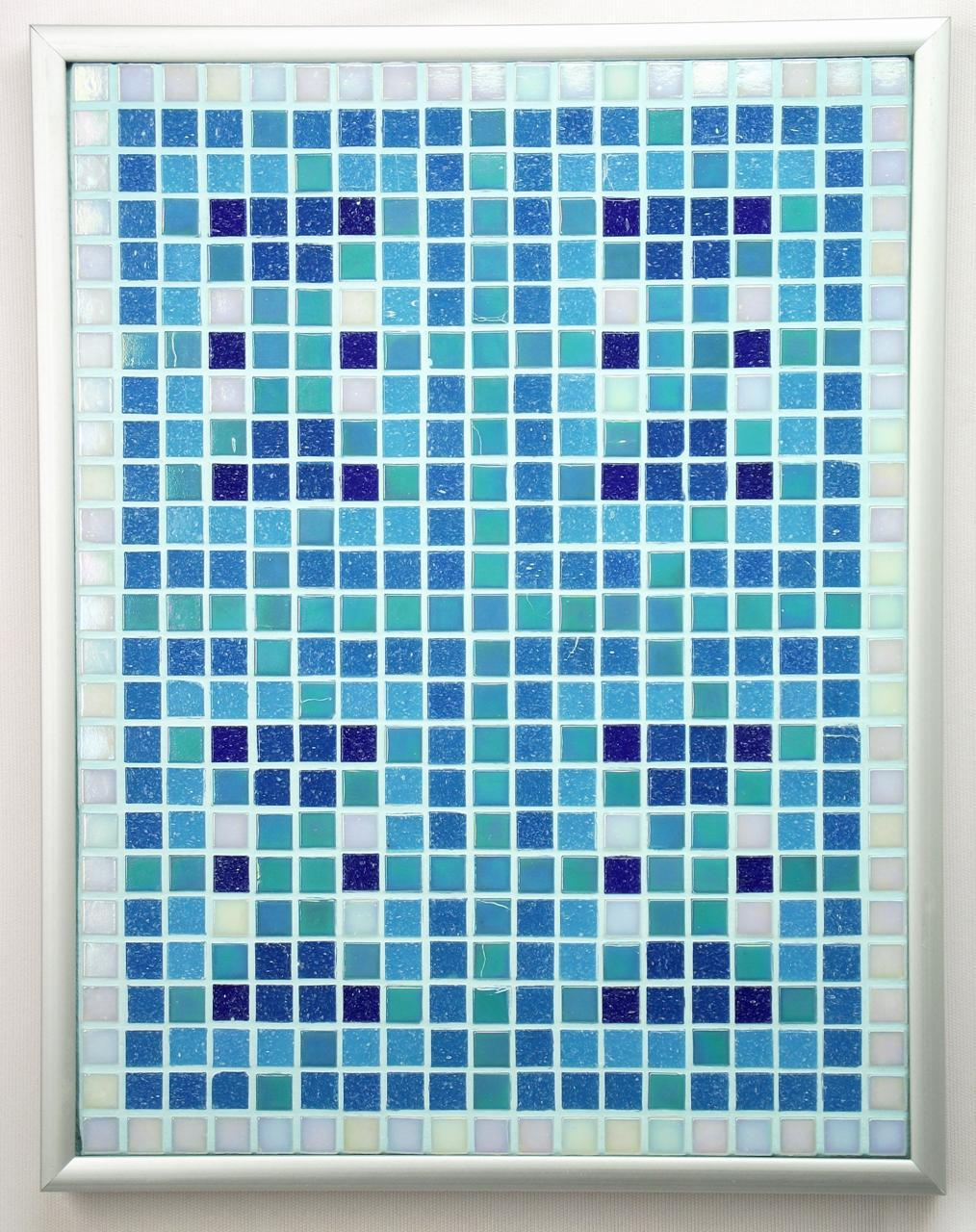 Turquoise Pearl Archipelago Mosaic Accent