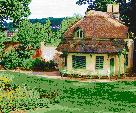 Cottage Dairy (John Nash) - Mosaic Tile Art