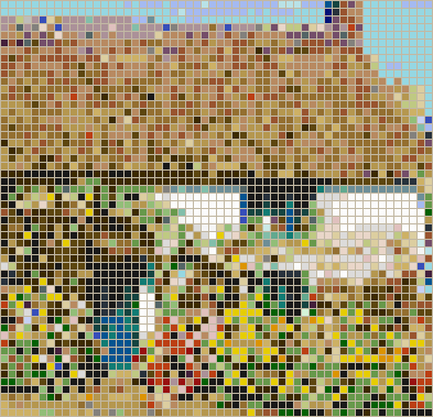 Devon Cottage - Mosaic Tile Picture Art