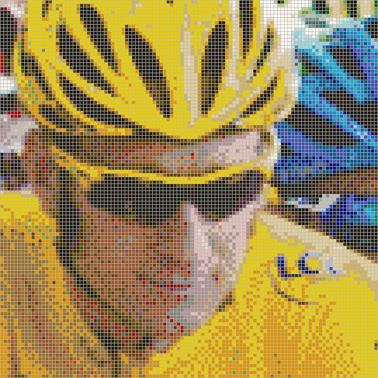 Bradley Wiggins winner of the Tour De France 2012 - Mosaic Wall Picture Art